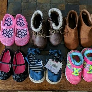 Other - Baby girl shoes, the lot